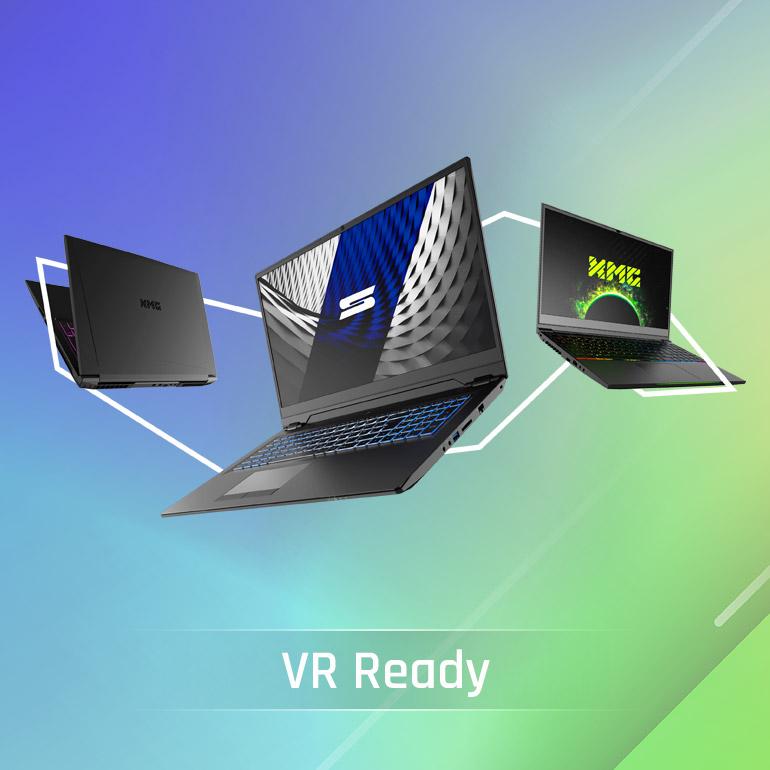 VR Ready Laptops
