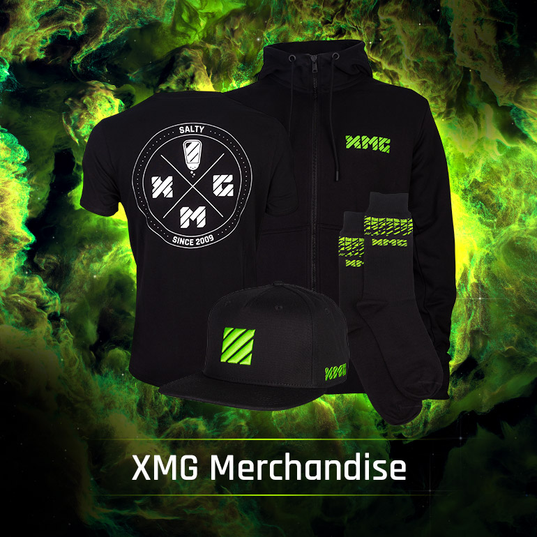 Bestware XMG Merchandise