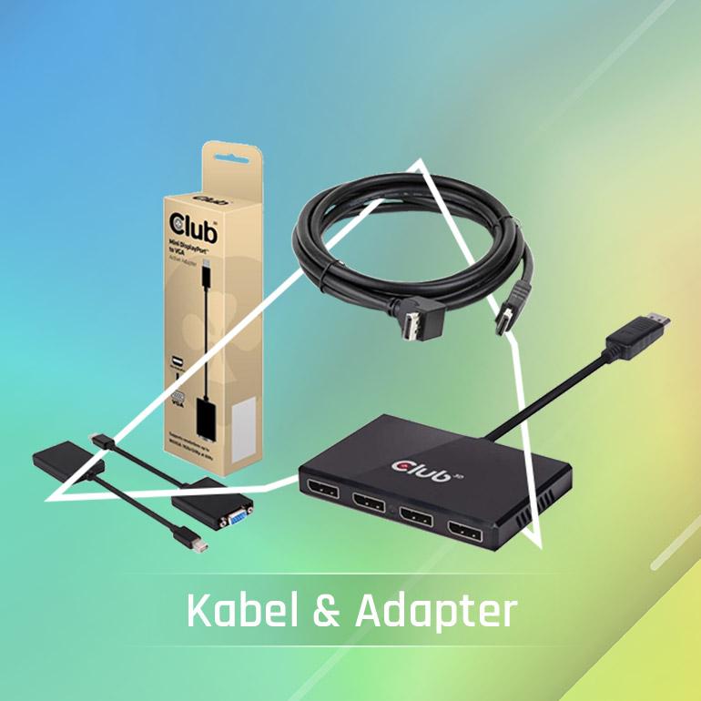 Bestware Kabel und Adapter