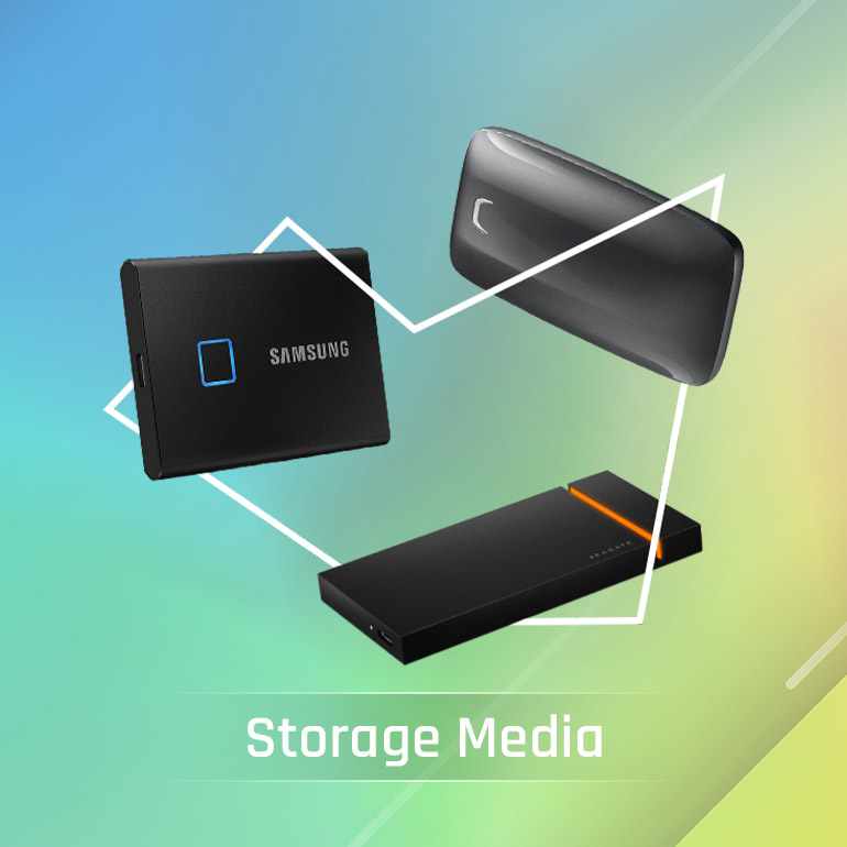 bestware storage media